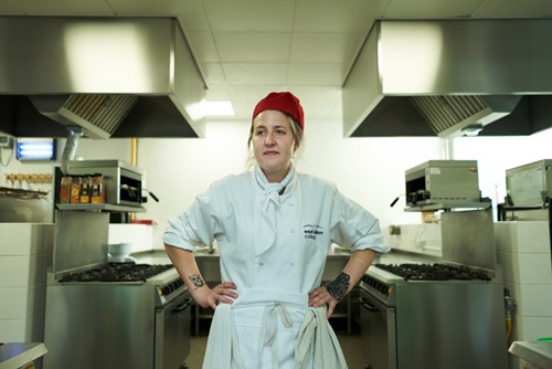 Laura Robertson, Professional Cookery | West Lothian College